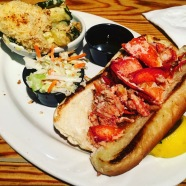 Squash cass, slaw, lobstah roll