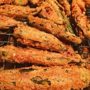 Okra the way it was meant to be