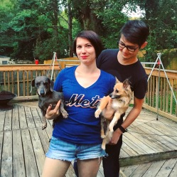 Family portrait if Ashleigh had her way