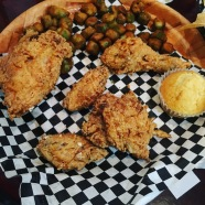 Chicken & okra