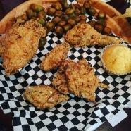 Chicken & okra